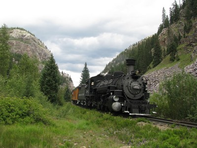 Scenic Train Silverton - Durango