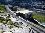 Station Eigergletscher, gare la plus haute d'Europe !