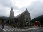 Eglise du Grand Bornand