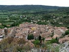 Tour du Verdon - Moustiers-Sainte-Marie